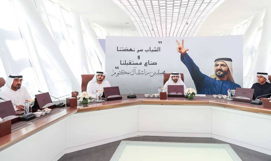 New Dubai council set up on Accession Day